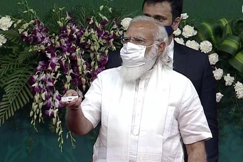 PM Modi Inaugurates 1000-Crore 'Discovery Campus' Of IIT Madras