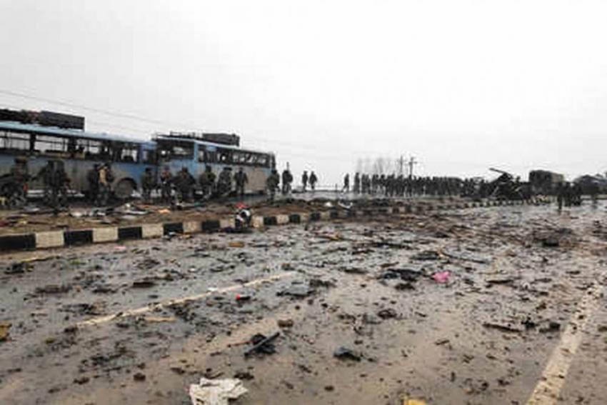 Two Years Of Pulwama Terror Attack: Here's A Look Back At The Tragedy And Timeline Of Events