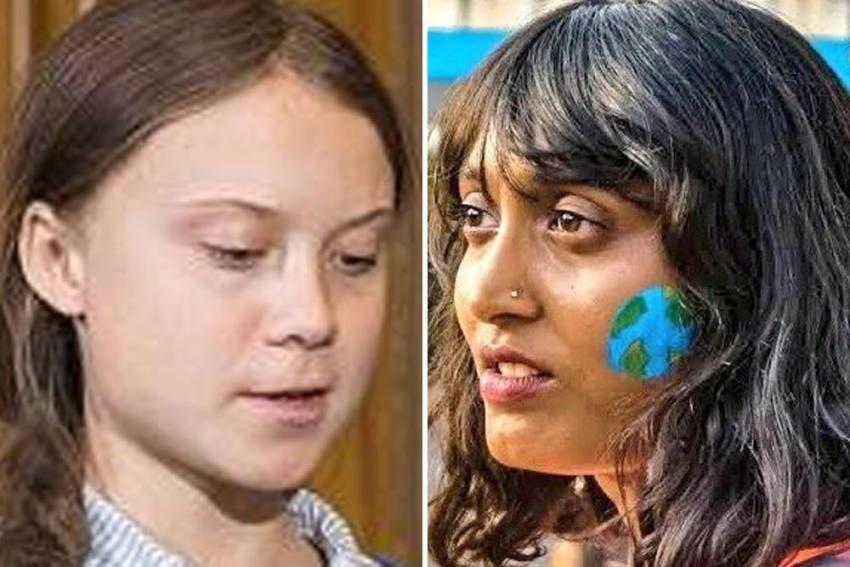 Farmers' Stir  Activist Disha Ravi Coaxed Greta Thunberg To Act On Toolkit: Delhi Police