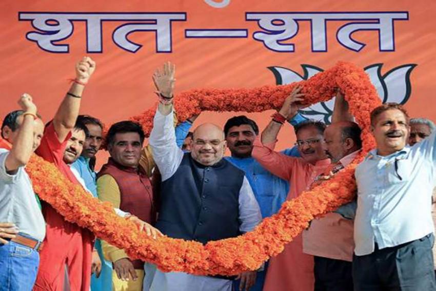 Don't Fret About Statehood, It Will Be Restored Soon: BJP Tells J&K People