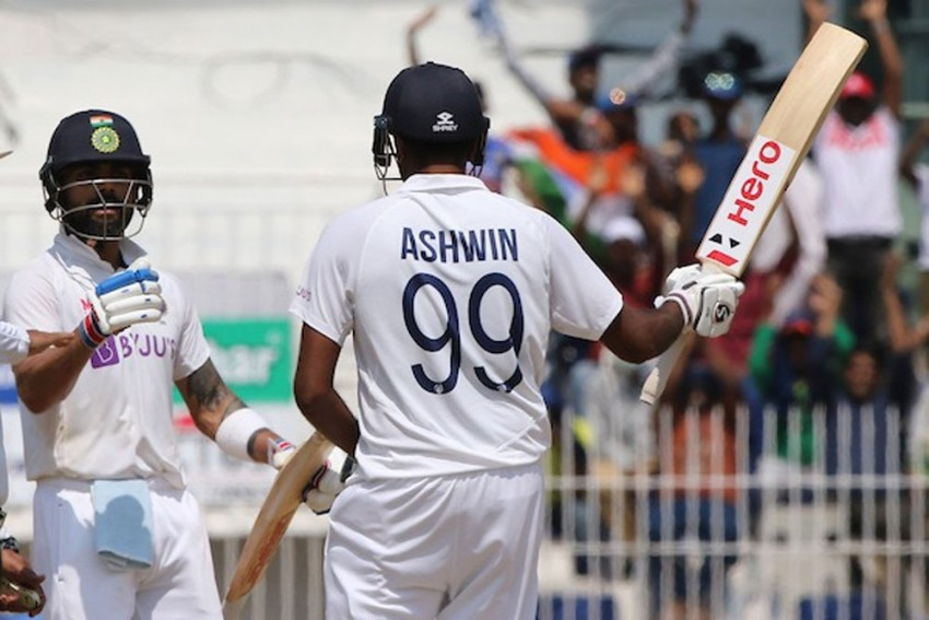 2nd Test: India Have England On The Mat After Imperious Ravichandran Ashwin Century - Day 3 Report