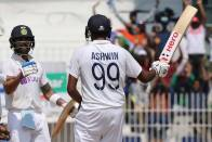 IND Vs ENG, 2nd Test: India 221/8 At Tea, Extend Lead To 416 Runs - Report