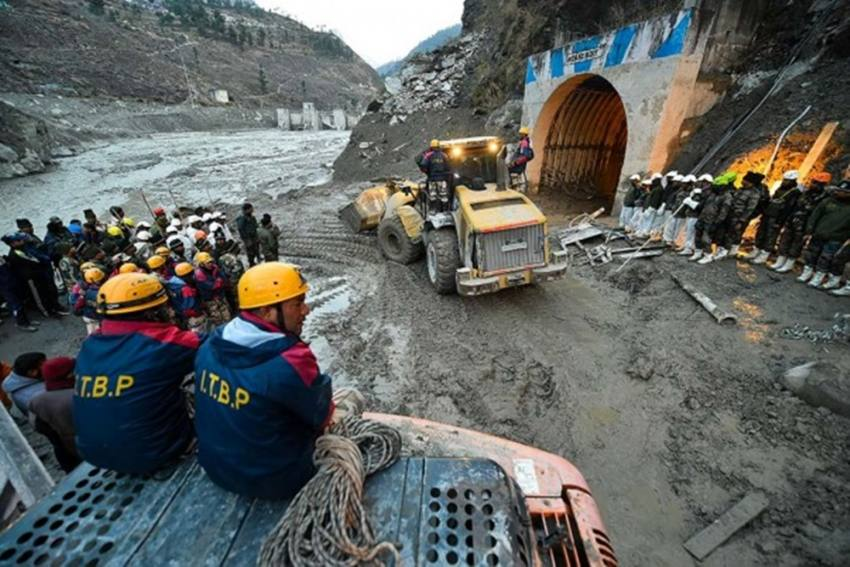 Uttarakhand Glacier Burst: Gloom And Despair Grip Tapovan Village As Families Lose Hope