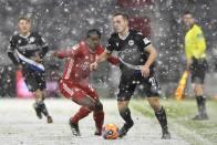 Bayern Munich 3-3 Arminia Bielefeld: Alphonso Davies Salvages Thrilling Draw For World Champions In Bundesliga
