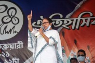 Mamata Tells Health Dept To Ensure Maximum Vaccination Coverage Of Medical Staff In WB