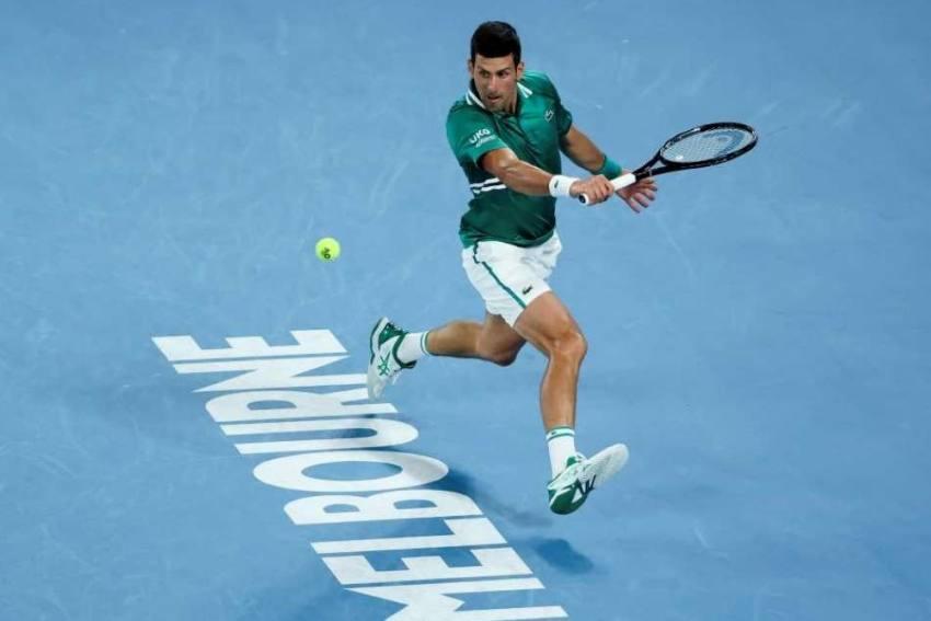 Australian Open: Novak Djokovic Ends Zverev Hopes And Smashes Racket On Way To Semi-finals