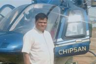 Farmer In Maharashtra Buys Helicopter To Sell Milk