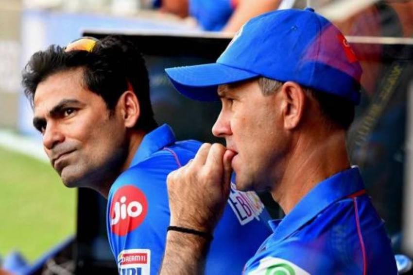 IPL 2021 Players' Auction: Delhi Capitals Look To Bolster Their Bench Strength, Says Assistant Coach Mohd Kaif