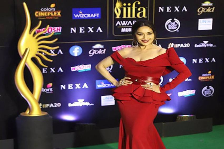 I See Dance In Everything, Says Actor Madhuri Dixit