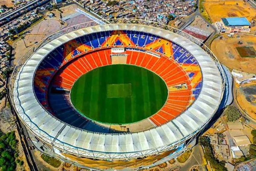 New Motera Stadium Has 4 Dressing Rooms, LED Lights To Eliminate Shadows, Says GCA Secretary Anil Patel