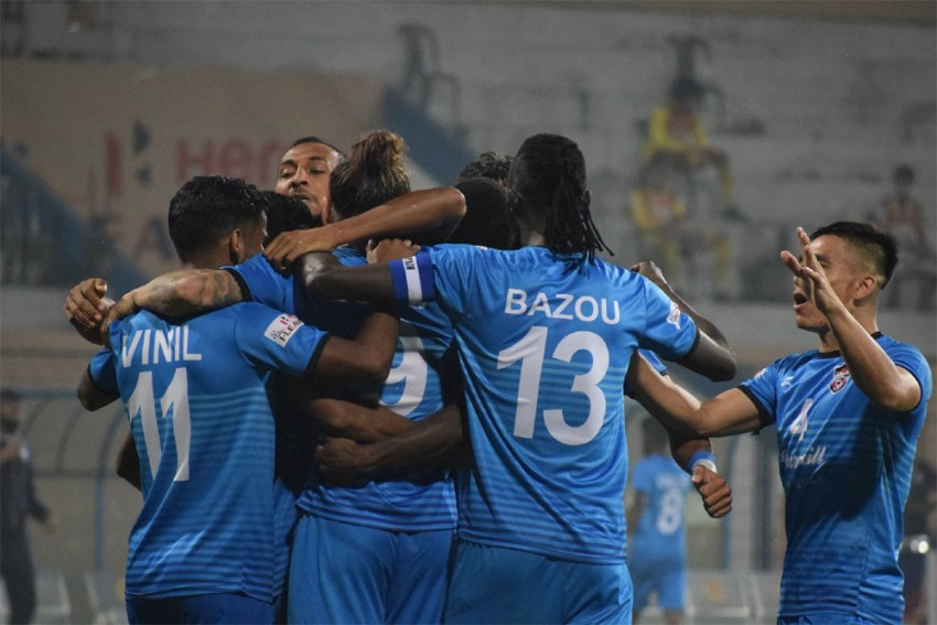 I-League: Churchill Brothers Beat Chennai City 2-1, Regain Top Spot