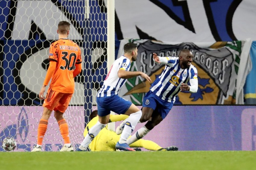 Champions League: Porto Beat Juventus 2-1 In Round Of 16 First Leg