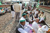 'Rail Roko' Proof That Protest Not Limited To Punjab, Haryana: Protestors At Singhu Border