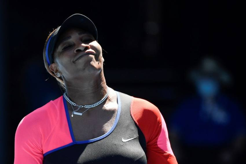 Australian Open: Melbourne Farewell? Serena Williams Leaves News Conference After Breaking Down In Tears