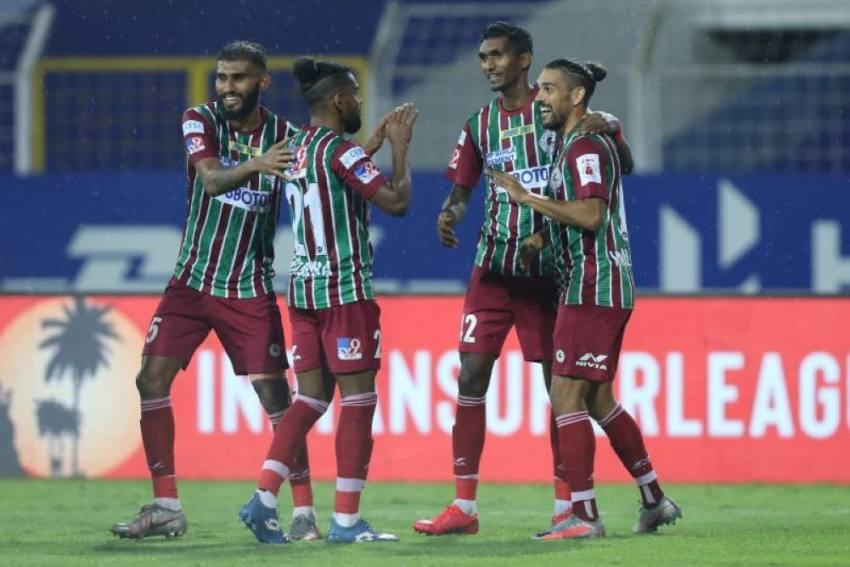 ISL: ATK Mohun Bagan Walks Away With Bragging Rights In Derby Centenary