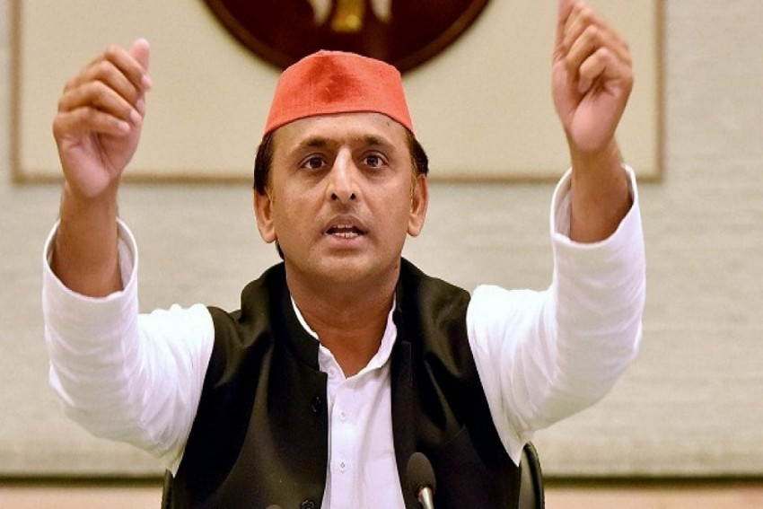 Free Hand Given To Police Responsible For Poor Law And Order In UP: Akhilesh Yadav