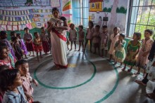 Poshan 2.0: India Bets Big On Ayush To Fight Malnutrition