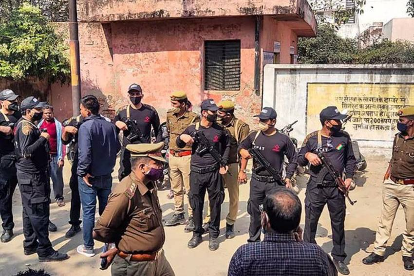 Police Arrest Two In Unnao Girls' Death Case