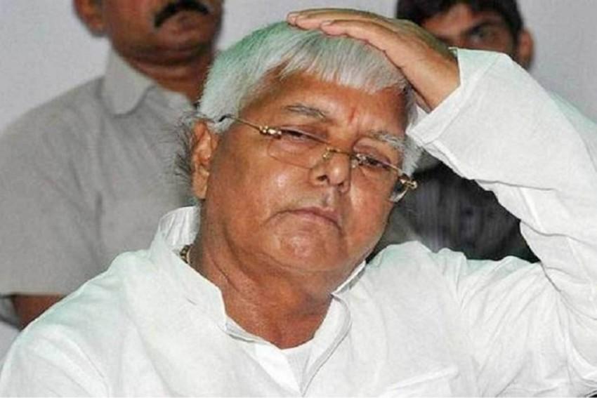 Jharkhand HC Rejects Lalu's Bail Plea In Dumka Case; No Immediate Release From Jail