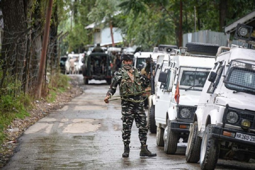 Three Militants, One Police Officer Killed In Two Encounters In Kashmir
