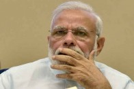 PM Meets Former Assam CM Mahanta, Wishes Him Speedy Recovery