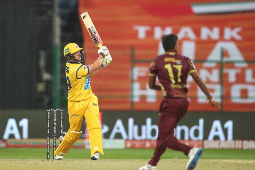 Northern Warriors Defeat Team Abu Dhabi By 8 Wickets