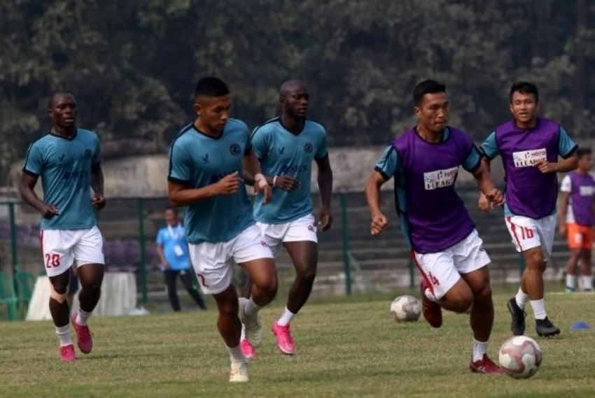 I-League: Aizawl FC Aim To Upset Churchill Brothers In 'High-Intensity' Clash