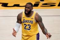 LeBron James Delighted To Have Fans Back Despite Altercation In LA Lakers' Road At The Hawks