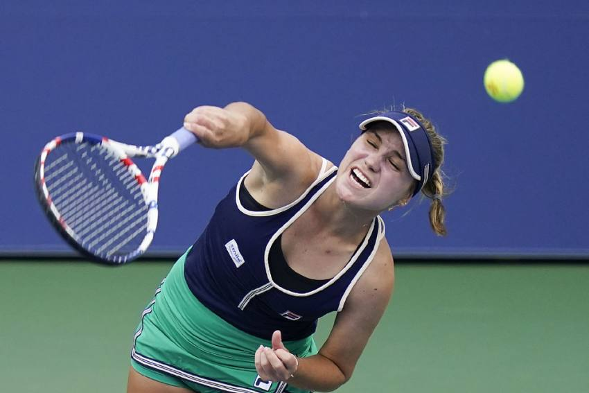 Sofia Kenin Back At Melbourne Park; Andreescu Out Of Open Warmup