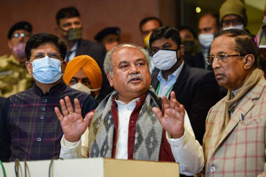 Won't Provide Compensation To Families Of Farmers Who Lost Their Lives During Protests: Centre