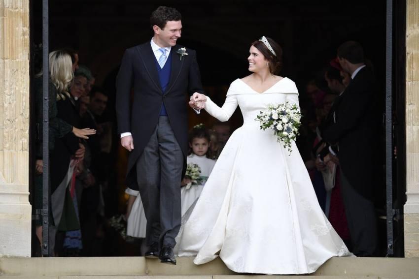 Princess Eugenie, Husband Jack Brooksbank Reveal Name Of Their Baby Boy