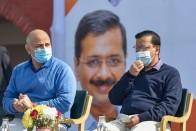 Arvind Kejriwal To Meet Protesting Farmers At Vidhan Sabha On Sunday: Sources