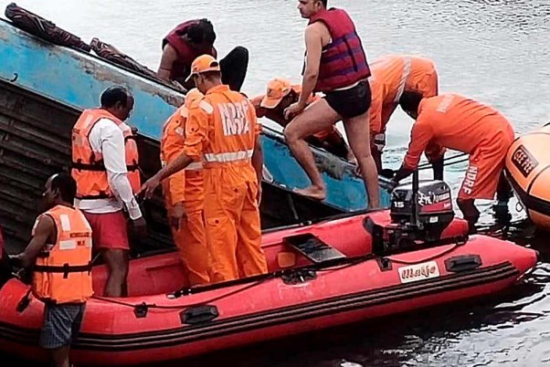 Sidhi Bus Tragedy: Search Operation Ends As All 54 Bodies Retrieved