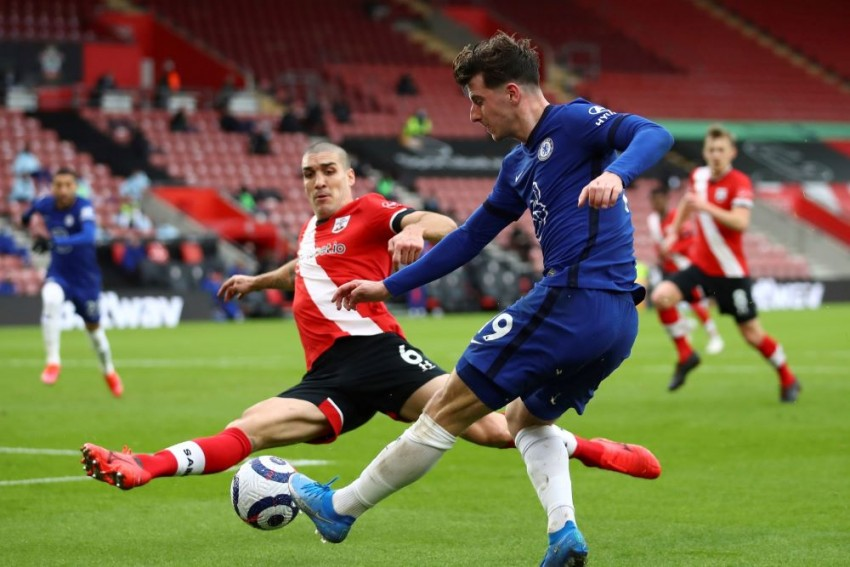 Southampton 1-1 Chelsea: Mason Mount Secures Point But Winning Streak Ends