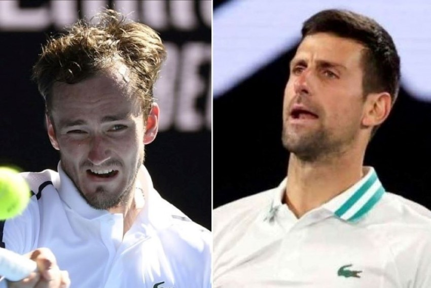 Australian Open: Daniil Medvedev Has 'Nothing To Lose' In Final Against Novak Djokovic