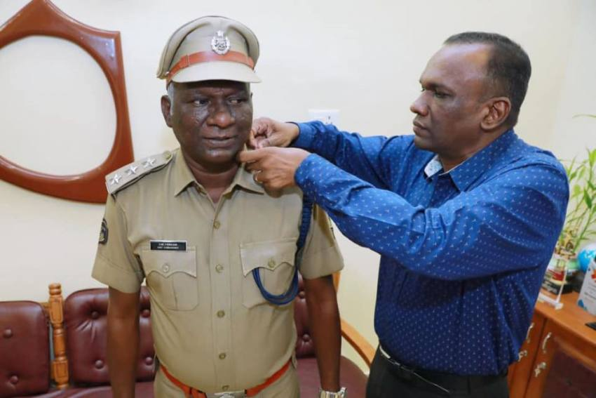 Football Legend IM Vijayan Promoted As Assistant Commandant In Kerala Police