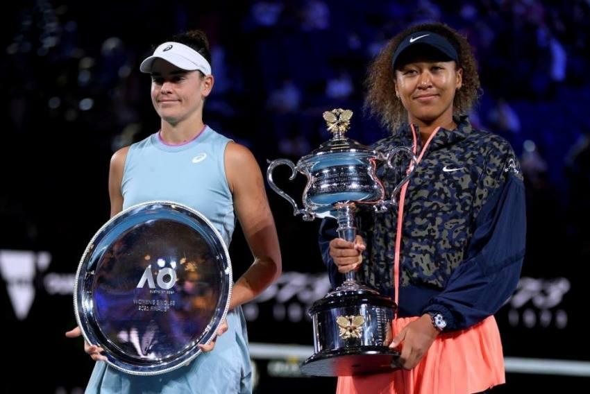 Australian Open: Naomi Osaka Makes History With Fourth Grand Slam Title
