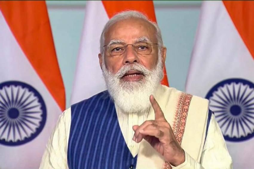 Centre, States Should Work Together For Nation's Progress: PM Modi At NITI Aayog Meet