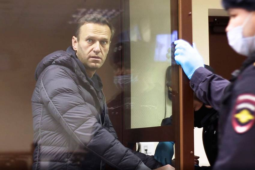 Moscow Court Asks Opposition Leader Alexei Navalny To Pay Fine In Defamation Case