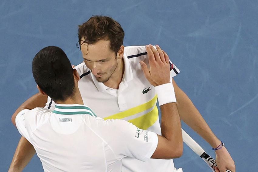 Australian Open: Novak Djokovic Was A God To Me – Daniil Medvedev Gracious After Final Defeat