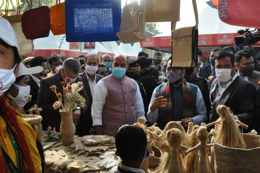 Artisans, Craftsmen Contribute Big Time To Country's Economy: Rajnath Singh