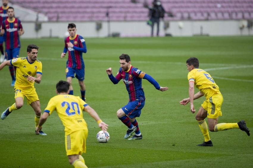 Barcelona 1-1 Cadiz: Tale Of Two Penalties As Ronald Koeman's Men Miss Opportunity In La Liga