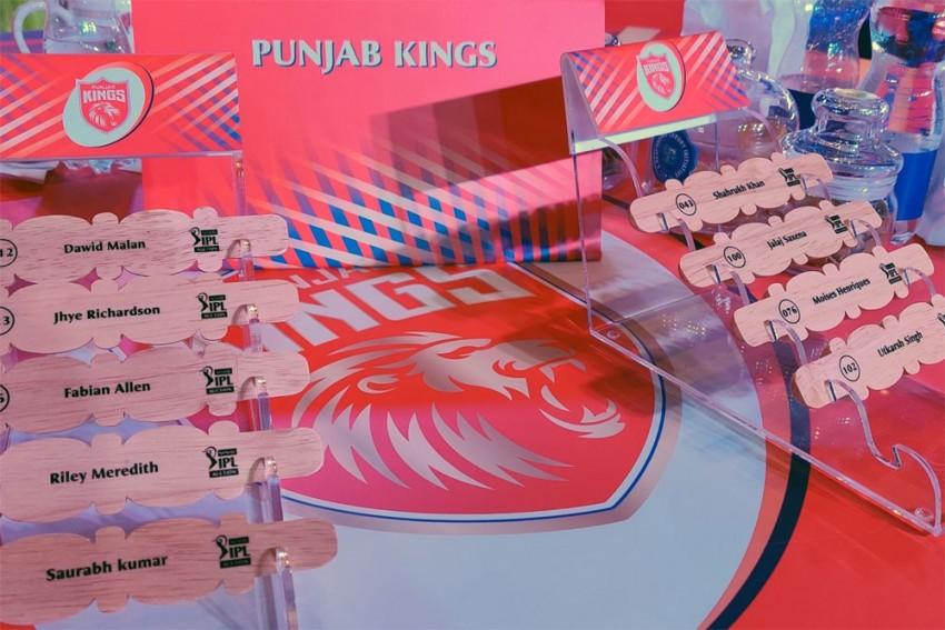 IPL 2021: Punjab Kings Got 'What They Wanted' After Spending INR 34.4 Crore At Player Auction - CEO