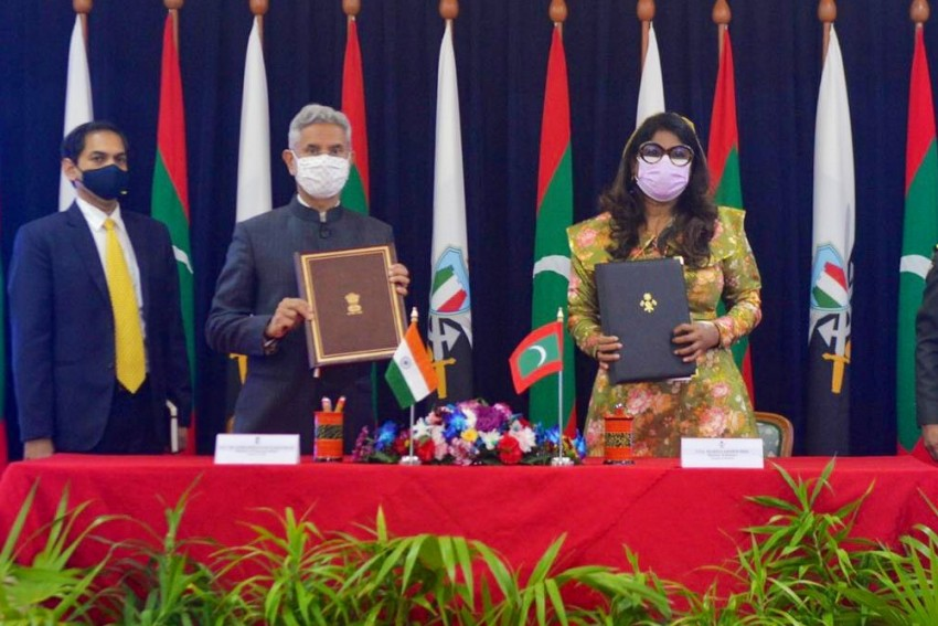 India Signs USD 50 Million Defence Agreement With Maldives To Boost Maritime Capabilities