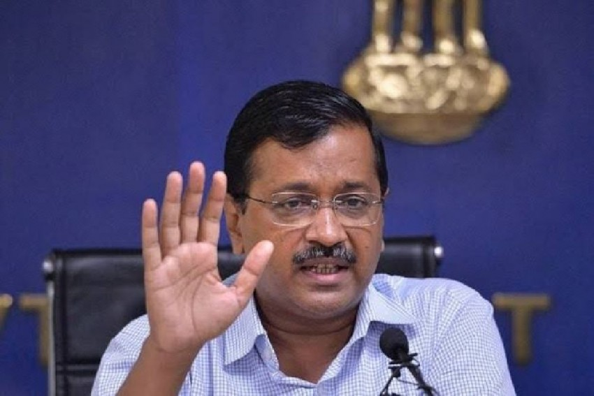 Agri Laws Are A 'Death Warrant' To Farmers: Kejriwal In A Meet With Farmers