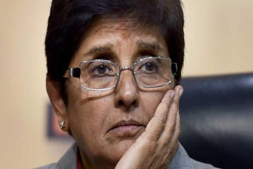 'Wishing For A Prosperous Puducherry', Says Kiran Bedi As She Leaves For Delhi