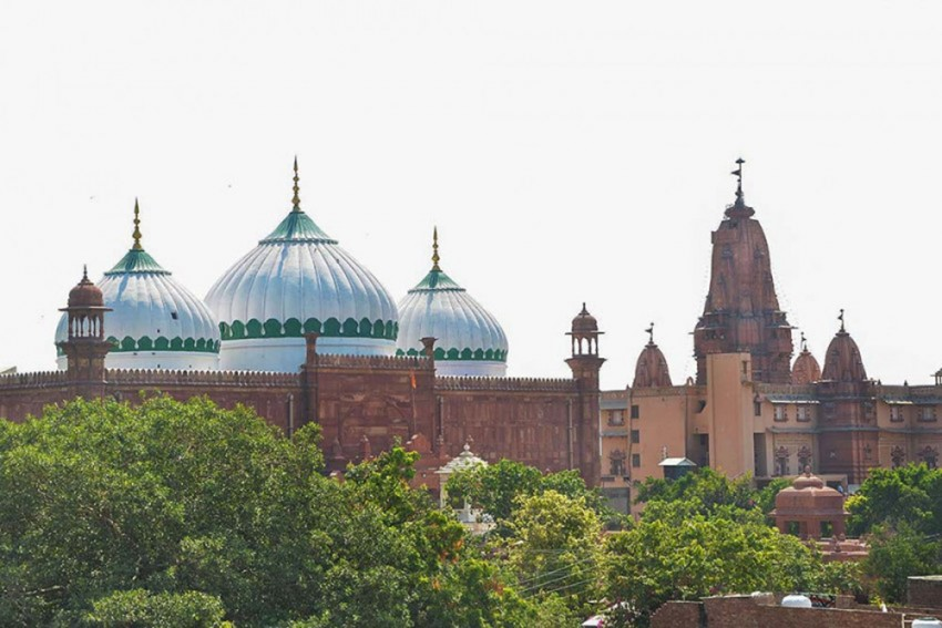 Mathura Court Admits Two Pleas Seeking Shifting Of 17th Century Shahi Idgah Mosque