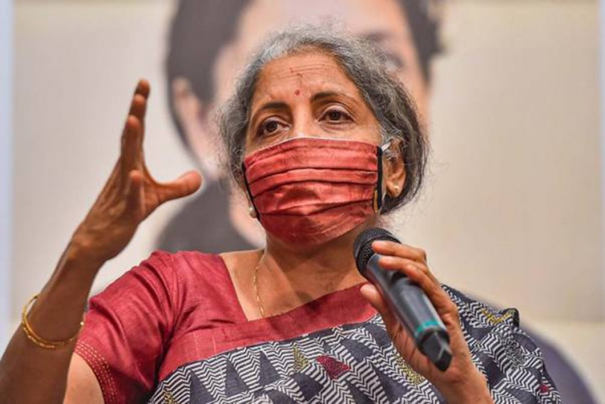 I Never Had A Dream, Just Went With The Flow, Says Finance Minister Nirmala Sitharaman