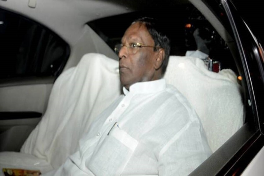 'Myself, Ministers, Congress, DMK MLAs Tendered Resignation,' Says Narayanasamy