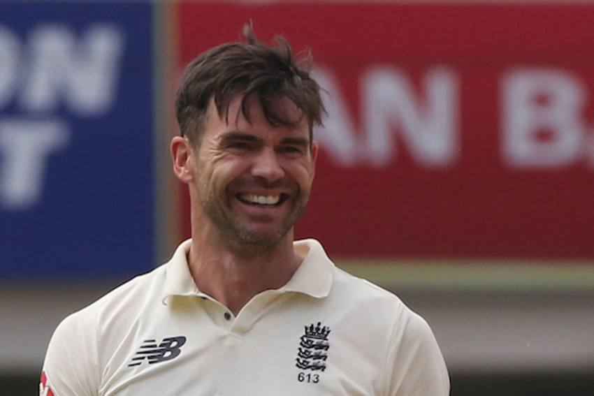 IND Vs ENG, Pink Ball Test: James Anderson Wonders If There Will Be Grass On Motera Pitch
